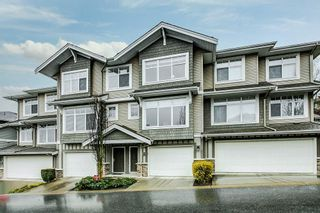 "Photo 1: 43 11282 COTTONWOOD Drive in Maple Ridge: Cottonwood MR Townhouse for sale in ""THE MEADOWS AT VERIGIN'S RIDGE"" : MLS®# R2250734"