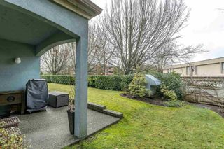 """Photo 29: 107 5909 177B Street in Surrey: Cloverdale BC Condo for sale in """"Carridge Court"""" (Cloverdale)  : MLS®# R2602969"""