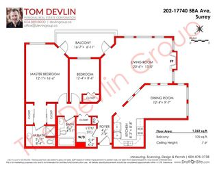 "Photo 20: 202 17740 58A Avenue in Surrey: Cloverdale BC Condo for sale in ""Derby Downs"" (Cloverdale)  : MLS®# R2395191"