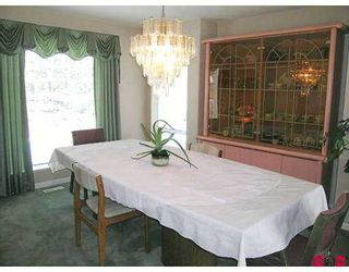 "Photo 3: 15331 80A AV in Surrey: Fleetwood Tynehead House for sale in ""SOUTH FLEETWOOD"" : MLS®# F2616282"