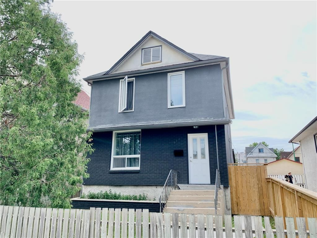Main Photo: 516 Bannatyne Avenue in Winnipeg: Central Residential for sale (9A)  : MLS®# 202117277