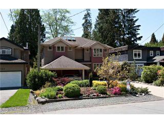 "Photo 1: 4377 RAEBURN Street in North Vancouver: Deep Cove House for sale in ""DEEP COVE"" : MLS®# V829381"