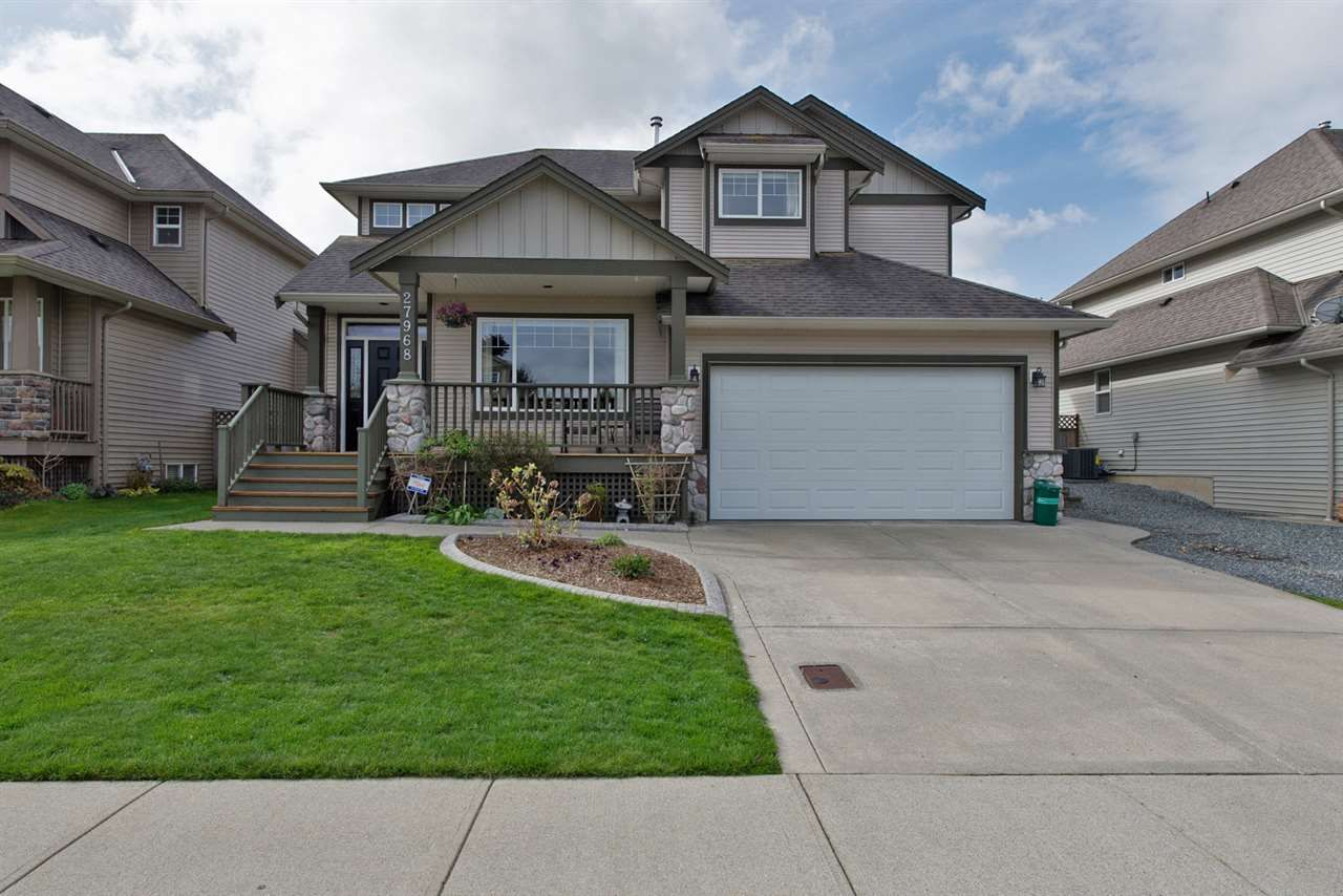 """Main Photo: 27968 TRESTLE Avenue in Abbotsford: House for sale in """"West Abbotsford Station"""" : MLS®# R2023058"""