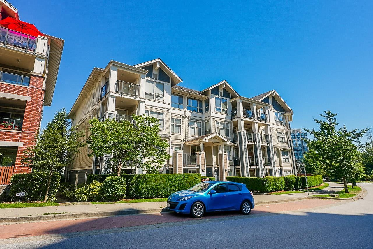 """Main Photo: 201 275 ROSS Drive in New Westminster: Fraserview NW Condo for sale in """"THE GROVE"""" : MLS®# R2602953"""