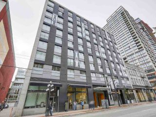 Photo 1: 709 66 W CORDOVA STREET in Vancouver: Downtown VW Condo for sale (Vancouver West)  : MLS®# R2216813