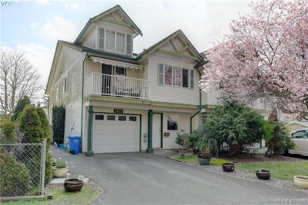 Main Photo: 2873 Young Pl in VICTORIA: La Glen Lake Half Duplex for sale (Langford)  : MLS®# 810391
