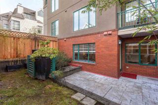 """Photo 18: 101 929 W 16TH Avenue in Vancouver: Fairview VW Condo for sale in """"Oakview Gardens"""" (Vancouver West)  : MLS®# R2146407"""