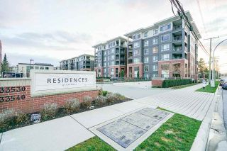 """Main Photo: 210 33540 MAYFAIR Avenue in Abbotsford: Central Abbotsford Condo for sale in """"The Residences at Gateway"""" : MLS®# R2544758"""