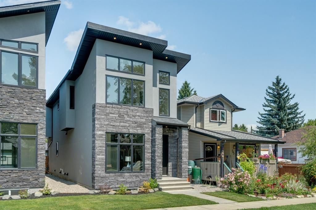 Main Photo: 244 21 Avenue NW in Calgary: Tuxedo Park Detached for sale : MLS®# A1016245