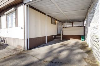 "Photo 4: 74 201 CAYER Street in Coquitlam: Maillardville Manufactured Home for sale in ""WILDWOOD PARK"" : MLS®# R2542534"