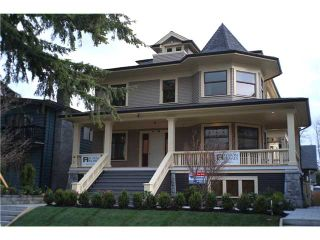 Photo 1: 334 W 14TH Avenue in Vancouver: Mount Pleasant VW Townhouse for sale (Vancouver West)  : MLS®# V1066314