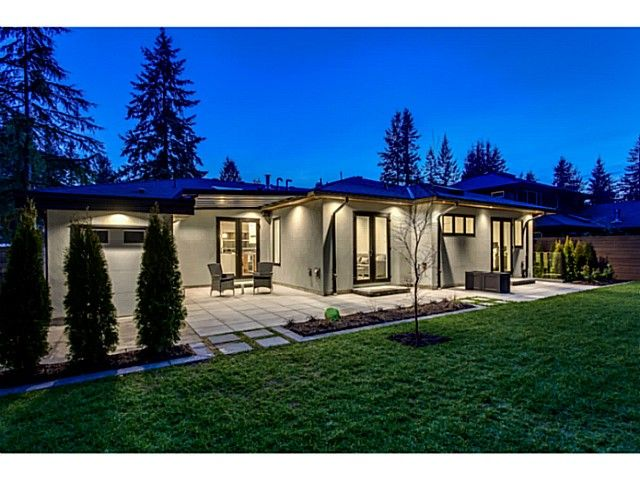 Photo 17: Photos: 1264 LANGDALE DR in North Vancouver: Canyon Heights NV House for sale : MLS®# V1100914