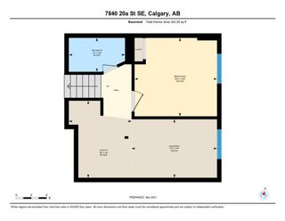 Photo 27: 7840 20A Street SE in Calgary: Ogden Semi Detached for sale : MLS®# A1070797