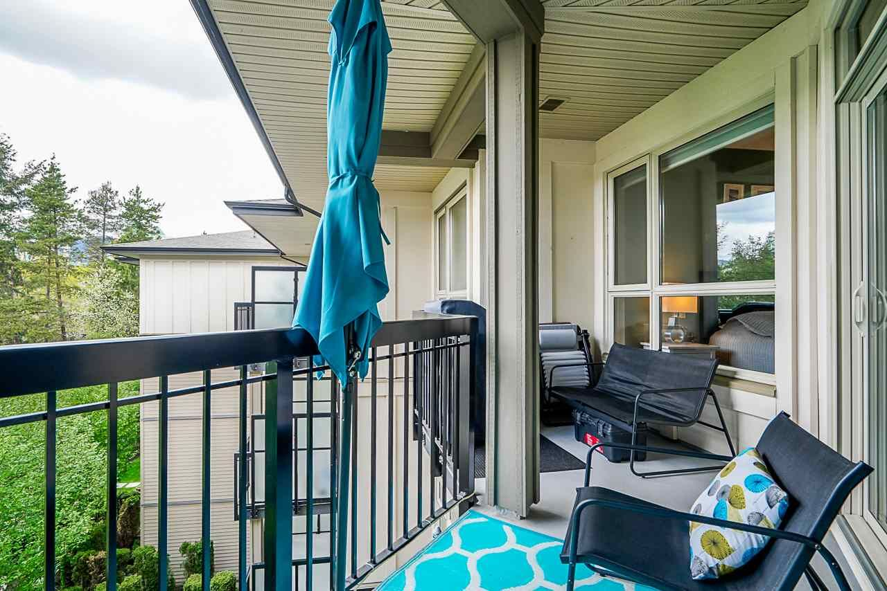 """Photo 15: Photos: 418 1150 KENSAL Place in Coquitlam: New Horizons Condo for sale in """"THOMAS HOUSE BY POLYGON"""" : MLS®# R2453457"""
