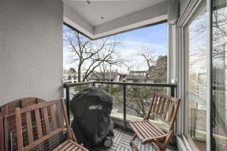 """Photo 25: 306 2216 W 3RD Avenue in Vancouver: Kitsilano Condo for sale in """"Radcliffe Point"""" (Vancouver West)  : MLS®# R2554629"""