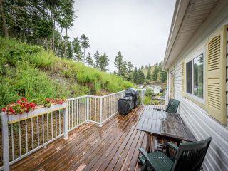 Photo 23: 122 1555 HOWE ROAD in Kamloops: Aberdeen Manufactured Home/Prefab for sale : MLS®# 157220
