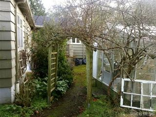 Photo 4: 1421 Fairfield Road in VICTORIA: Vi Fairfield West House for sale (Victoria)  : MLS®# 657848