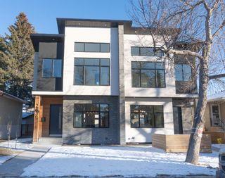Photo 1: 3129 44 Street SW in Calgary: Glenbrook Semi Detached for sale : MLS®# A1054786