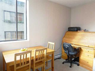 "Photo 4: 303 1127 BARCLAY Street in Vancouver: West End VW Condo for sale in ""BARCLAY COURT"" (Vancouver West)  : MLS®# V1054286"