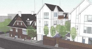 """Photo 1: 1080 NICOLA Street in Vancouver: West End VW Townhouse for sale in """"Nicola Mews"""" (Vancouver West)"""