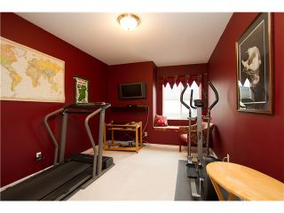 """Photo 9: 19 998 RIVERSIDE Drive in Port Coquitlam: Riverwood Townhouse for sale in """"PARKSIDE PLACE"""" : MLS®# V973342"""