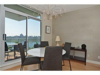 Photo 6: # 1206 638 BEACH CR in Vancouver: Yaletown Condo for sale (Vancouver West)  : MLS®# V1125146