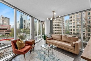 """Photo 3: 402 1003 BURNABY Street in Vancouver: West End VW Condo for sale in """"MILANO"""" (Vancouver West)  : MLS®# R2580390"""