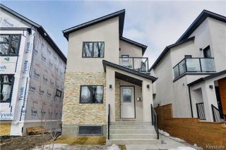 Photo 1: 753 Garwood Avenue in Winnipeg: Residential for sale (1B)  : MLS®# 1807212