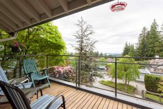 "Photo 3: 5728 OWL Court in North Vancouver: Grouse Woods Townhouse for sale in ""Spyglass Hill"" : MLS®# R2266882"