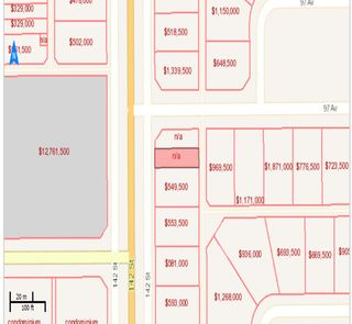 Photo 2: 9623 142 Street in Edmonton: Zone 10 Vacant Lot for sale : MLS®# E4240031