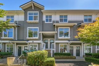 """Photo 1: 209 4255 SARDIS Street in Burnaby: Central Park BS Townhouse for sale in """"Paddington Mews"""" (Burnaby South)  : MLS®# R2602825"""