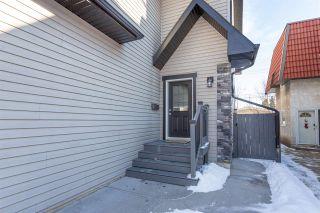 Photo 2: 8553 88 Street in Edmonton: Zone 18 House Half Duplex for sale : MLS®# E4229581