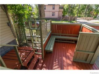 Photo 17: 74 Evanson Street in Winnipeg: Wolseley Residential for sale (5B)  : MLS®# 1622066
