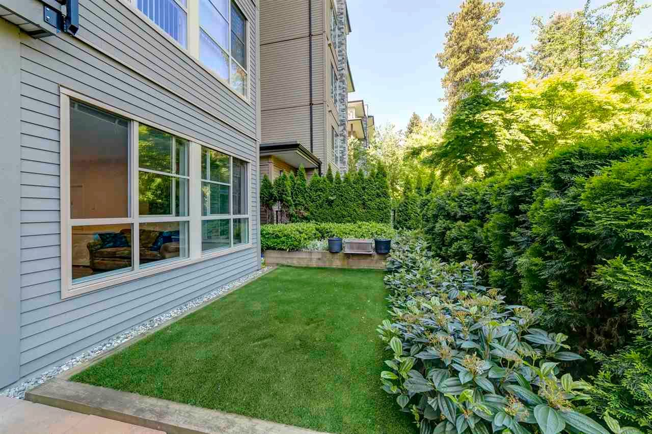 """Main Photo: 102 1152 WINDSOR Mews in Coquitlam: New Horizons Condo for sale in """"Parker House East by Polygon"""" : MLS®# R2584631"""