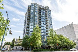 "Photo 1: 1301 8180 GRANVILLE Avenue in Richmond: Brighouse South Condo for sale in ""The Duchess"" : MLS®# R2547509"