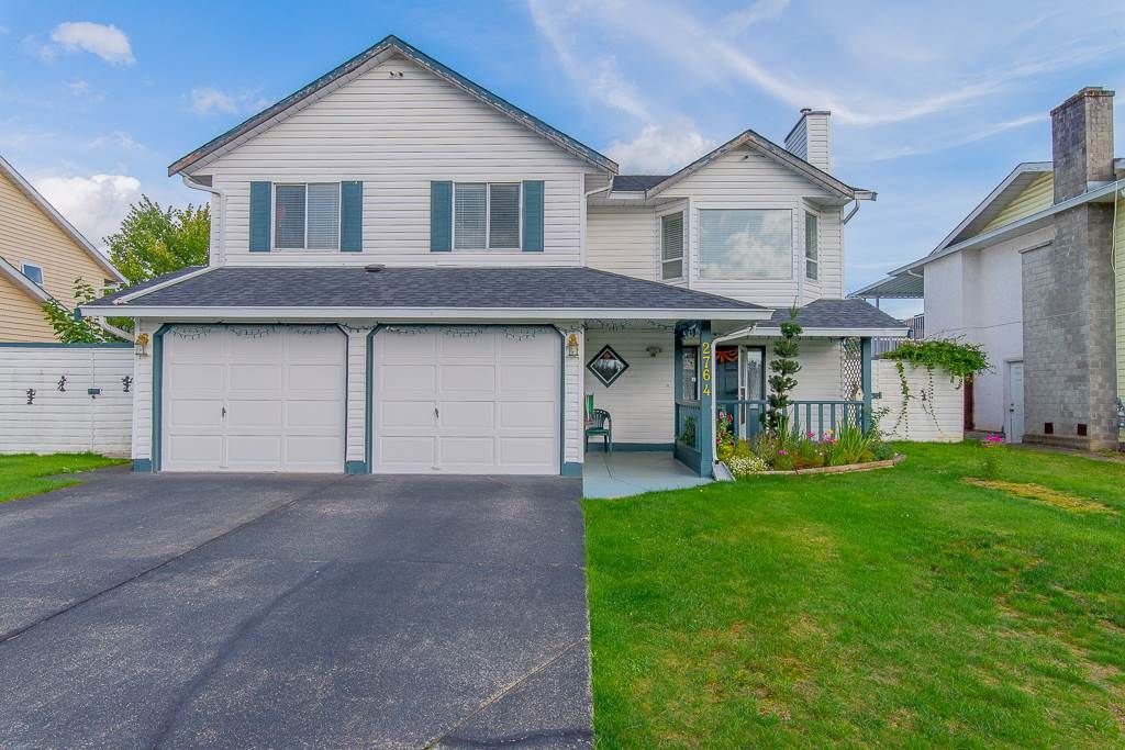 Main Photo: 2764 DEHAVILLAND Drive in Abbotsford: Abbotsford West House for sale : MLS®# R2408665