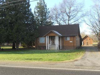 """Photo 1: 4423 BOUNDARY Road in Abbotsford: Sumas Prairie House for sale in """"YARROW"""" : MLS®# F1301021"""