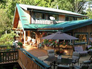 Photo 2: 370 Bamfield Road in Bamfield: East Bamfield House for sale : MLS®# 433981