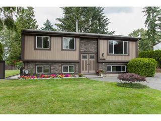 Photo 1: 26649 32A AVENUE in Langley: Aldergrove Langley House for sale : MLS®# R2082354