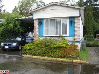 """Main Photo: 59 3300 HORN Street in Abbotsford: Central Abbotsford Manufactured Home for sale in """"Georgian Park"""""""