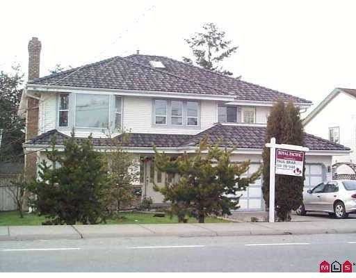 Main Photo: 8019 164TH Street in Surrey: Fleetwood Tynehead House for sale : MLS®# F2800116