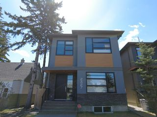 Main Photo: 2427 3rd Avenue NW in Calgary: West Hillhurst Detached for sale : MLS®# A1107306