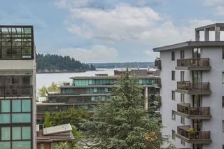 """Photo 19: 602 555 13TH Street in West Vancouver: Ambleside Condo for sale in """"Parkview Tower"""" : MLS®# R2591650"""