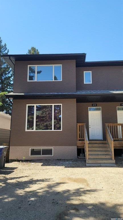 Main Photo: 419 S Avenue South in Saskatoon: Pleasant Hill Residential for sale : MLS®# SK855698