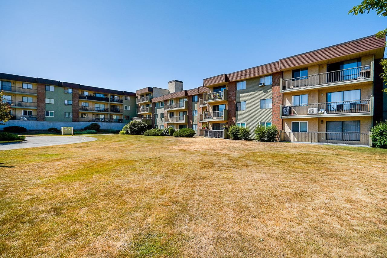 Main Photo: 302 45598 MCINTOSH Drive in Chilliwack: Chilliwack W Young-Well Condo for sale : MLS®# R2602988