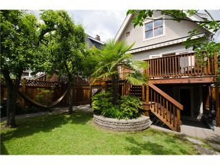 Photo 15: 2790 TRINITY ST in Vancouver: Hastings East House for sale (Vancouver East)  : MLS®# V1083654
