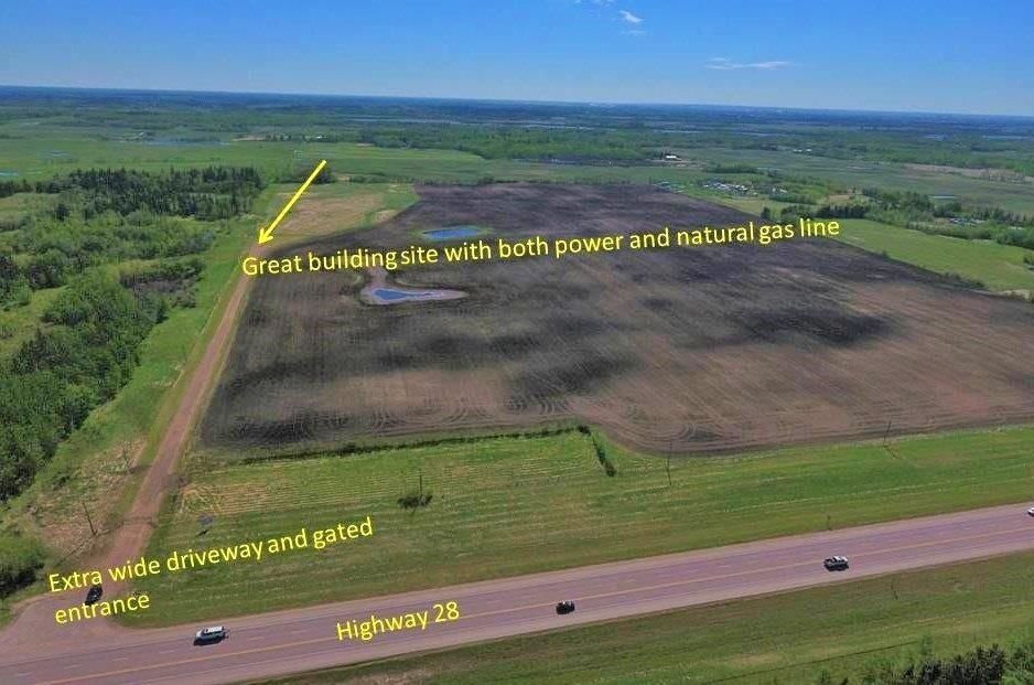 Main Photo: Hwy 28 North of Twp 570: Rural Sturgeon County Rural Land/Vacant Lot for sale : MLS®# E4238709