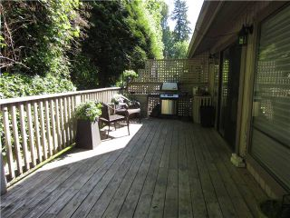 """Photo 5: 9427 SNOWBERRY Court in Burnaby: Forest Hills BN Townhouse for sale in """"SPRING RIDGE"""" (Burnaby North)  : MLS®# V953096"""