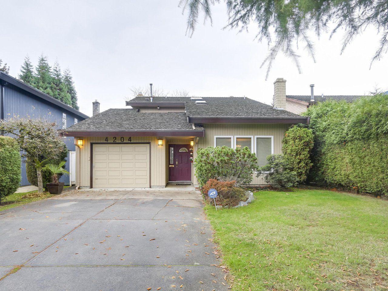 Main Photo: 4204 CRAIGFLOWER Drive in Richmond: Boyd Park House for sale : MLS®# R2224042