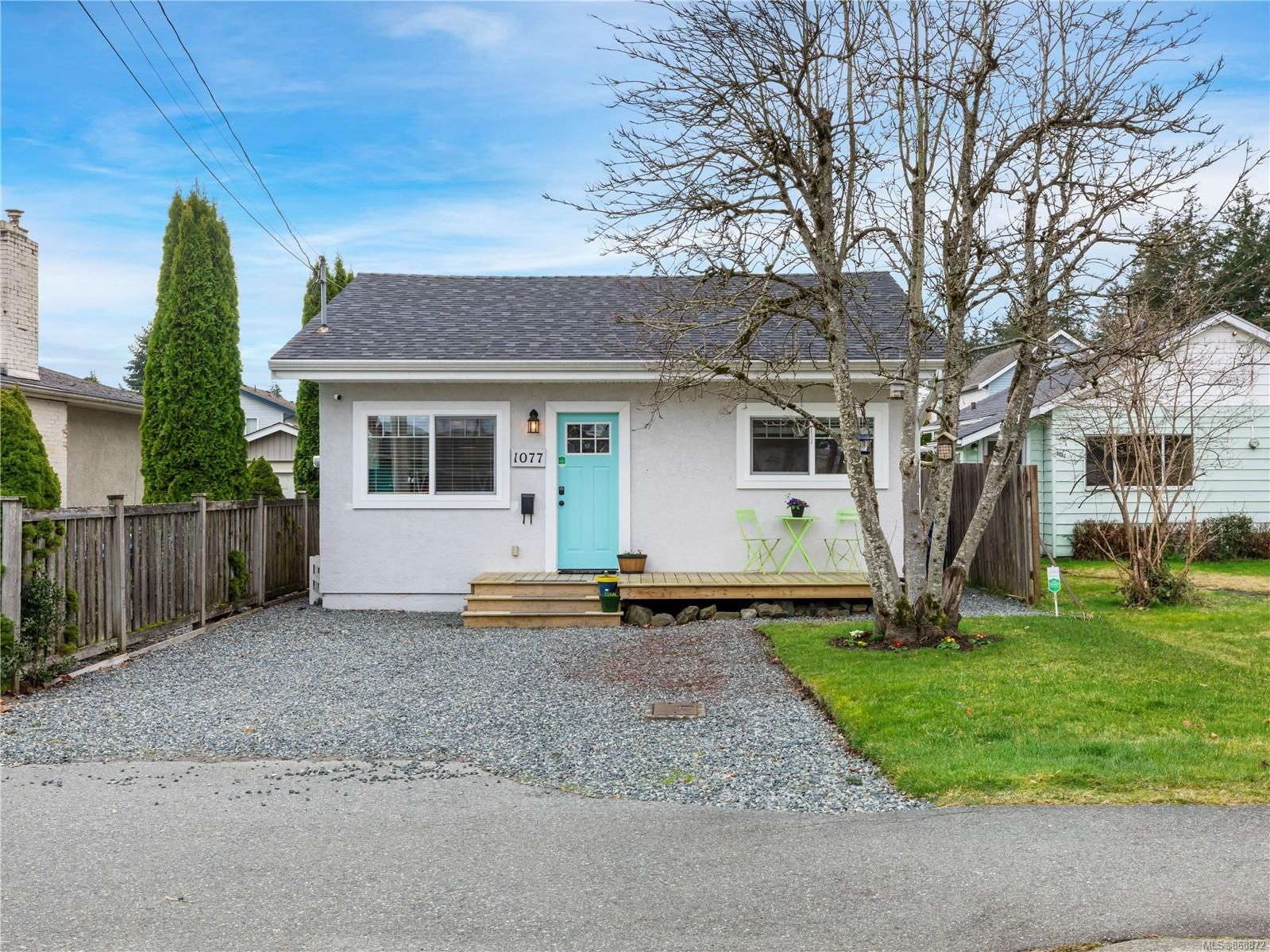Main Photo: 1077 Nelson St in : Na Central Nanaimo House for sale (Nanaimo)  : MLS®# 868872